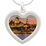 Quebec City Necklaces