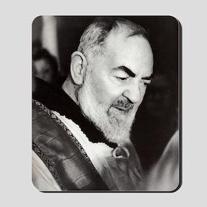 Padre Pio Mousepad