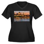 Quebec City Plus Size T-Shirt