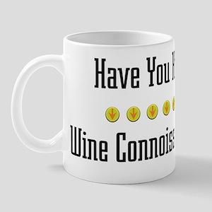 Hugged Wine Connoisseur Mug