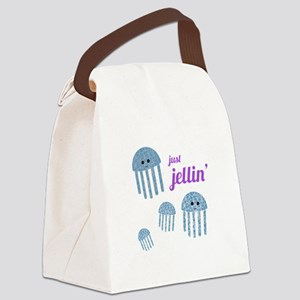 Just Jellin Canvas Lunch Bag