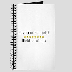 Hugged Welder Journal