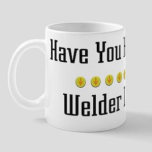 Hugged Welder Mug