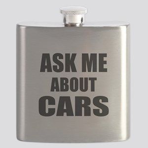 Ask me about Cars Flask
