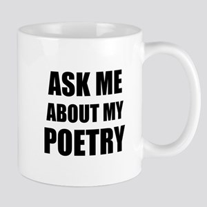 Ask me about my Poetry Mugs