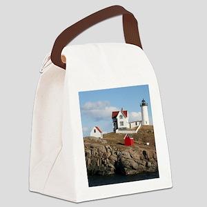 Nubble light Canvas Lunch Bag