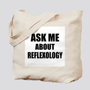 Ask me about Reflexology Tote Bag