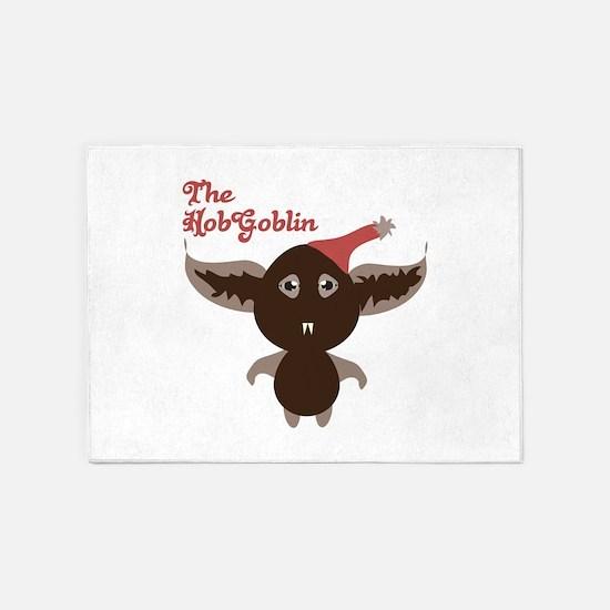 Hobgoblin Monster 5'x7'Area Rug