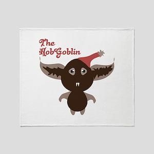 Hobgoblin Monster Throw Blanket