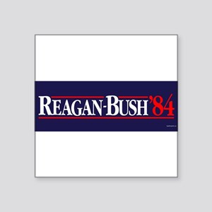 Reagan84-bumper2 Sticker