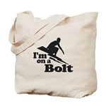 I'm on a Bolt Tote Bag