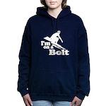 I'm on a Bolt Women's Hooded Sweatshirt
