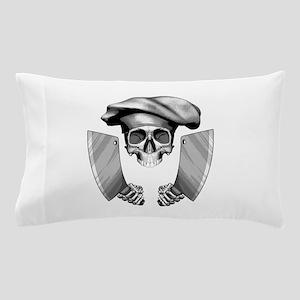 Chef skull: v1 Pillow Case