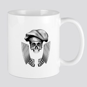 Chef skull: v1 Mug