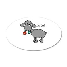 Im Lost Wall Decal