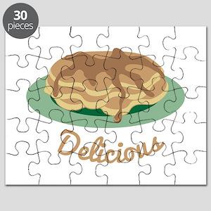 Delicious Pancakes Puzzle