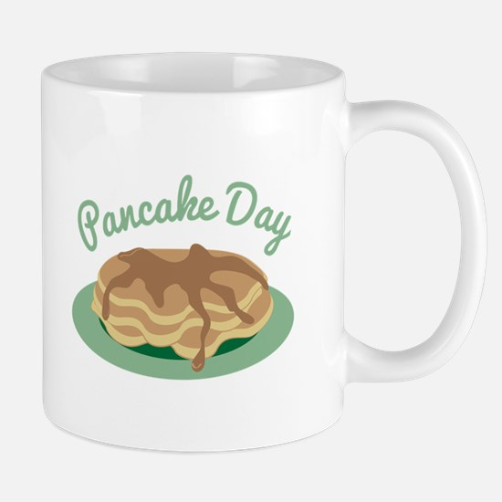 Pancake Day Mugs