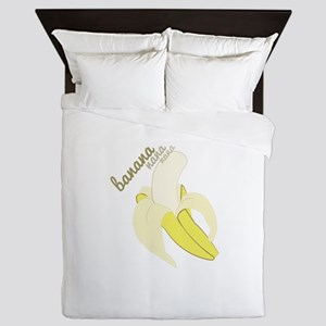 Banana Nana Queen Duvet