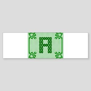 Celtic A Bumper Sticker