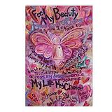Breast cancer Postcards