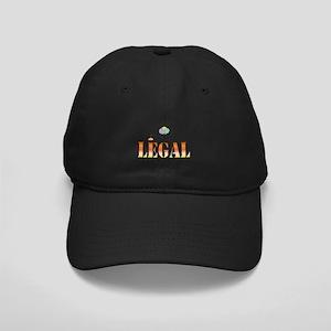 Finally Legal Birthday Black Cap