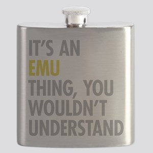 Its An Emu Thing Flask