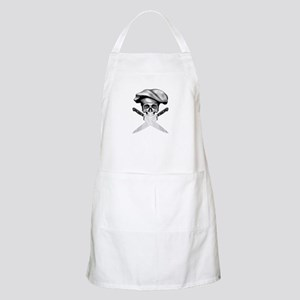 Chef skull: v2 Apron