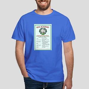 RDA Academy Black T-Shirt