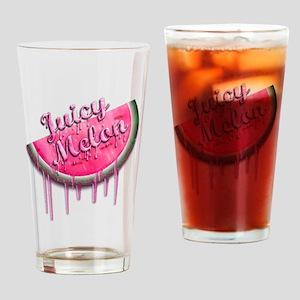 Juicy Watermelon Drinking Glass