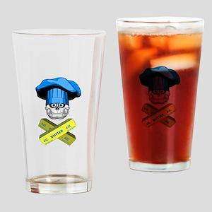 Chef Humor Drinking Glass