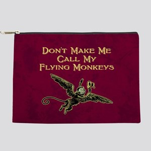 Call My Flying Monkeys Makeup Pouch