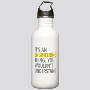 Its An Engineering Thi Stainless Water Bottle 1.0L