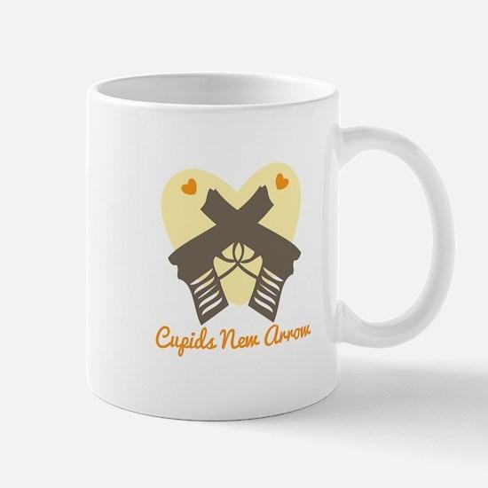 Cupids Arrow Mugs
