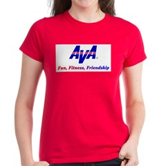 AVA Fun, Fitness, Friendship T-Shirt