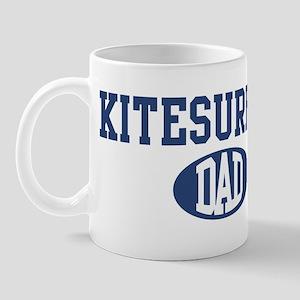 Kitesurfing dad Mug