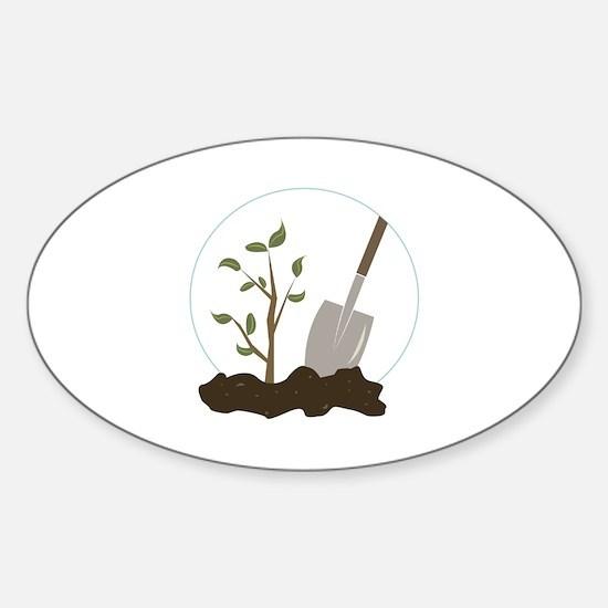 Tree Planting Decal