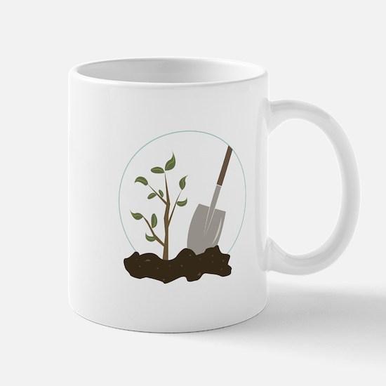 Tree Planting Mugs