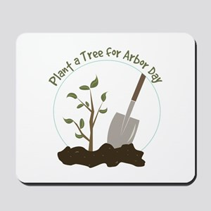 Arbor Day Mousepad
