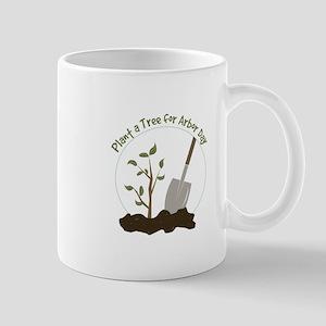 Arbor Day Mugs