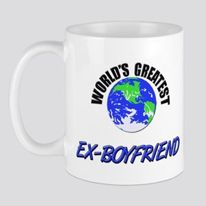 World's Greatest EX-BOYFRIEND Mug