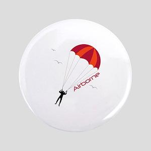 """Airborne 3.5"""" Button"""
