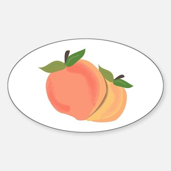 Peaches Decal
