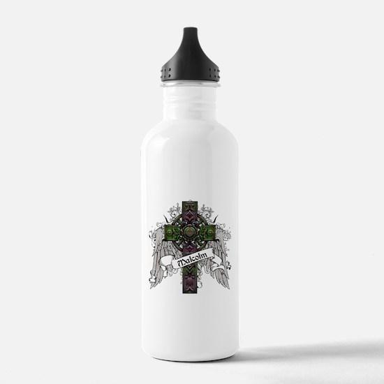 Malcolm Tartan Cross Water Bottle