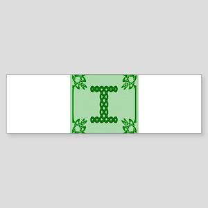 Celtic I Bumper Sticker