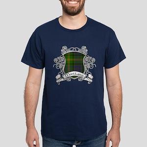 Maitland Tartan Shield Dark T-Shirt