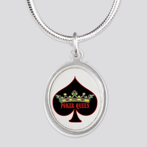 Poker Queen Necklaces