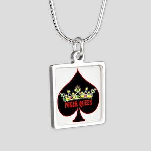 Poker Queen Necklaces