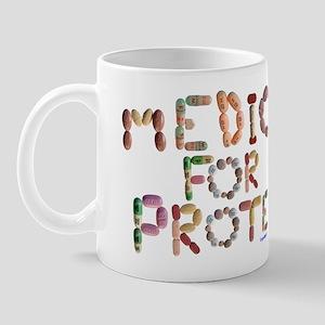 Medicated For Your Protection Mug Mugs