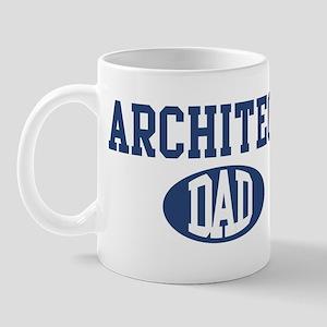 Architect dad Mug