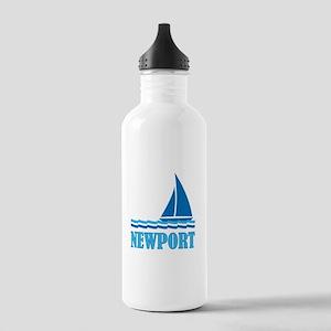 Sail Newport Water Bottle